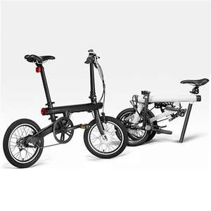 Xiaomi QICYCLE EF1 Foldable Electric Powered Bicycle at Geekbuying for £449