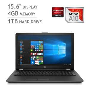 Costco website HP 15-bw028na, AMD A10, 4GB RAM, 1TB HDrive, Full HD 15.6 Inch Notebook - £130 off from 12 March at Costco