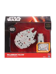Star Wars Remote Control Millennium Falcon Toy £8.00 (was £24.99) @ Peacocks - Free C+C