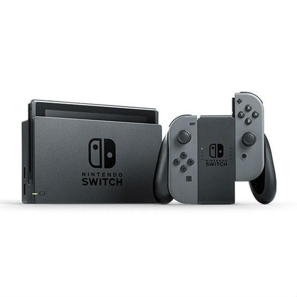 Nintendo Switch Grey @ TobyDeals (delivered) for £246.99