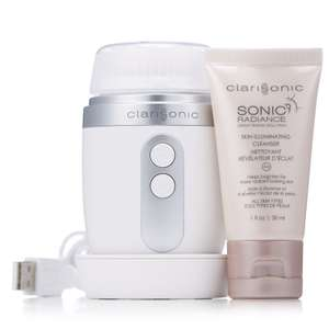 Clarisonic Mia Fit or Alpha Fit Sonic Facial Cleansing System £106.93 Delivered @ QVC & on 2 Easy Pays (or if your new use code FIVE4U to get £5 off)