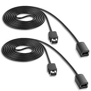 1.8m 6ft Extension Cable Nintendo SNES/NES Mini Classic Controller 2 for £3.49 (Free Delivery) via orzlystore ebay