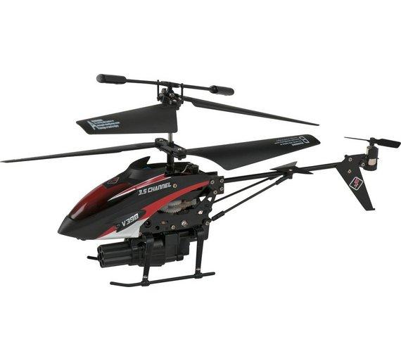 RED5 Stinger Missile Firing Helicopter £23.99 Argos