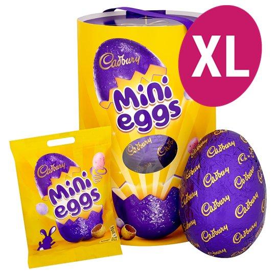 XL Easter Eggs - Tesco. 2 for £8, usually £6 each