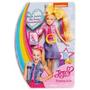 JoJo Siwa Discounts at Smyths Toys - Incl JoJo Siwa Singing Doll Now £14.99  / BOW BOW Plush £2.99 ! (more links in post)