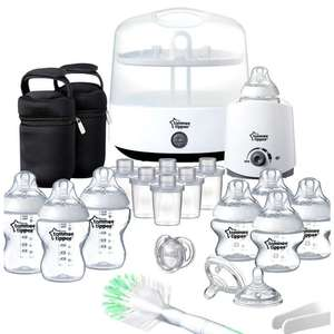 Tommee Tippee Complete Feeding Set - £74.99 at  Boots