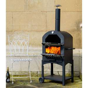 Traditional Pizza Oven (£80.99 using code NEW10) - Free Delivery at Sue Ryder Shop