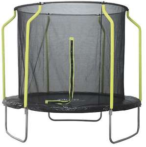 Plum 8ft Trampoline & Enclosure was £100 now £75 C+C @ Tesco Direct ( Save up to 25% on selected Plum Outdoor Toys - more in OP)