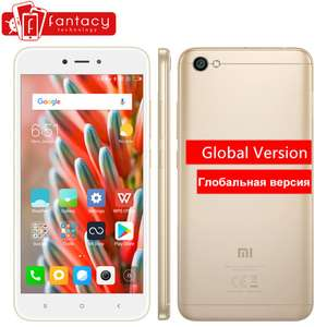 Xiaomi Redmi Note 5A - £63.77 at aliexpress / FANTACY TECHNOLOGY