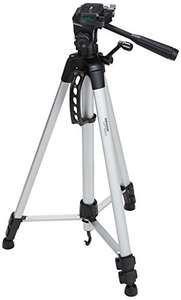 AmazonBasics 60-Inch Lightweight Tripod with Bag, Back in stock! £18.88 (Prime) / £23.63 (non Prime) at Amazon