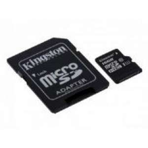 16GB Kingston Micro SD Card, Class10 (£6.99) £1.99 @ 365 games with voucher