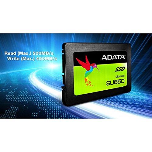 Adata SU650 240Gb SSD £58.98 @ Amazon