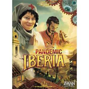 Pandemic Iberia £26.15 - Chaos Cards