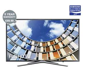 SAMSUNG UE55M5520 55 Inch Full HD 1080p Smart LED TV £449 with code @ RGB Direct
