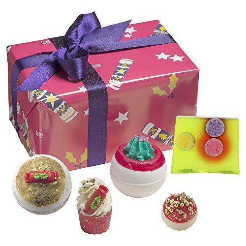 Bomb Cosmetics Crackerlackin Handmade Gift Pack £7.18 prime / £11.93 non prime @ Amazon