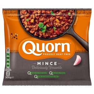 Quorn Mince 300g for £1 @ Morrisons