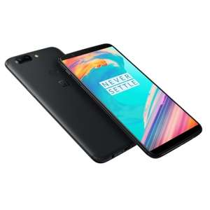 ONEPLUS 5T A5010 64GB MIDNIGHT BLACK £351.99 @ Eglobal central