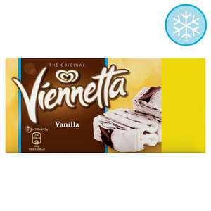 Viennetta Vanilla Ice Cream Dessert 650Ml £1 from tomorrow at Tesco
