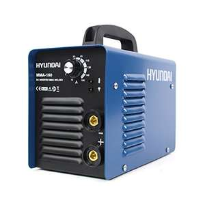 Hyundai  160Amp MMA/ARC DC Inverter Welder £142.80 Available To Order or 3rd Party seller - Amazon