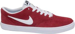 Nike SB Check now £33.59 delivered. (several colours and many sizes) @ Deichmann