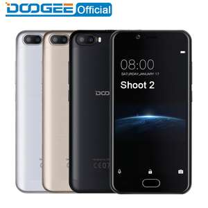 DOOGEE Shoot 2 - 2GB/16GB/Quad Core - £43.94 - Ali Express (Doogee Official Store)