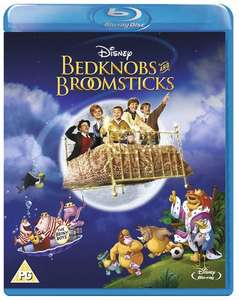 Bedknobs & Broomsticks Disney Blu-ray £5.99 prime / £7.98 non prime - Amazon