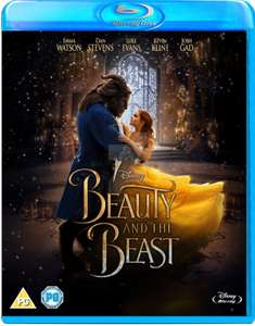 2 for £15 on Disney Blu-ray including new beauty & the beast, Moana and pirates of the Caribbean 5 - Amazon