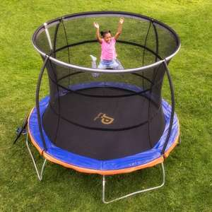 Jump Power 10ft Trampoline and Enclosure £99.99 @ Smyths Toys Free C&C