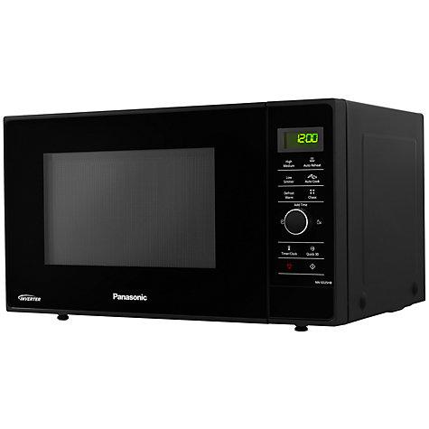 Panasonic NN-SD25HBBPQ Microwave 1000w, claim a free Joseph Joseph chopping board set worth £21.99 via redemption @ John Lewis