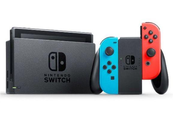 Nintendo Switch Gaming Console - Neon £247.49 @MAPLIN