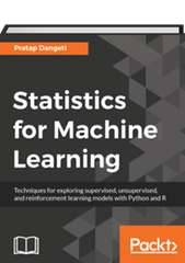Humble Book Bundle: A.I. by Packt. Machine learning ebooks. - 72p