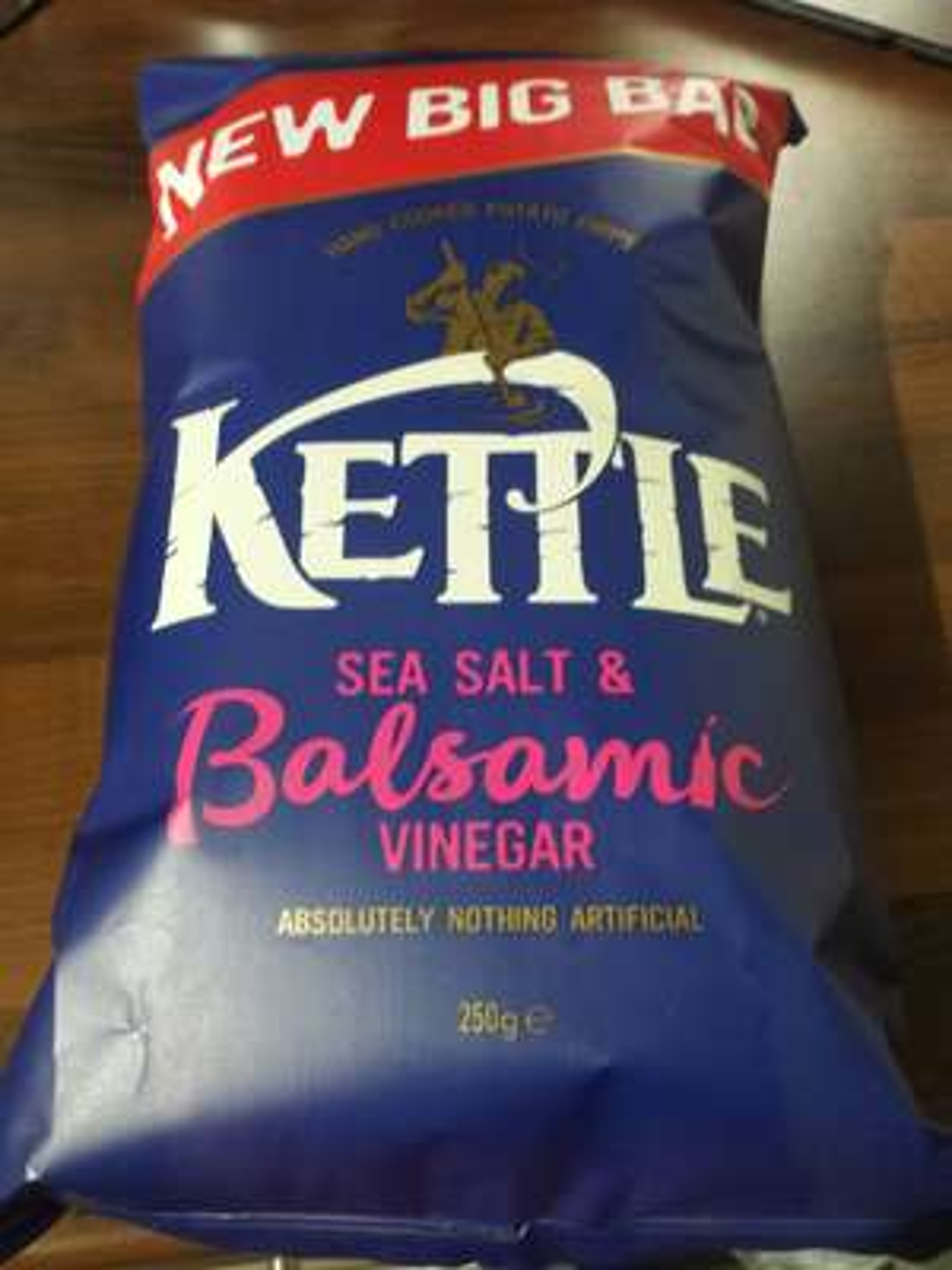 Kettle crisps 250g sharing bags £1.50 @ Spar