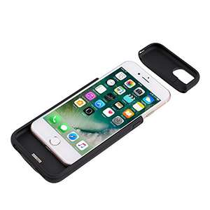 Mbuynow 3000mAh Slim Extended Backup Power Bank Case for iPhone 6/6S/7 £11.99 Prime / £15.98 Non Prime Sold by iventure and Fulfilled by Amazon