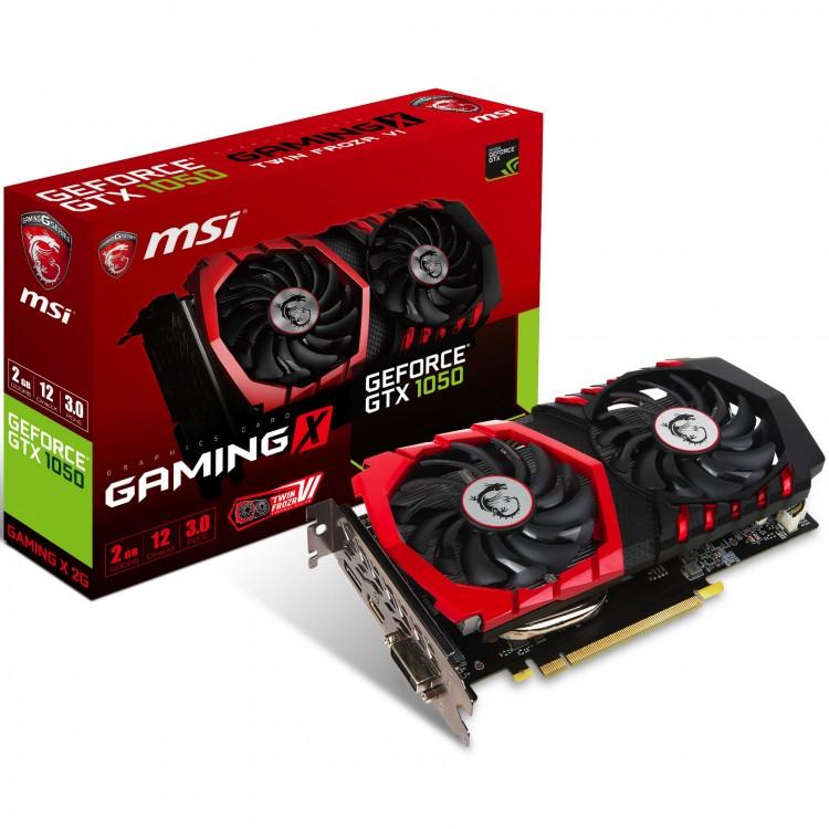 MSI Geforce GTX 1050 2GB £89.99 @ OCL