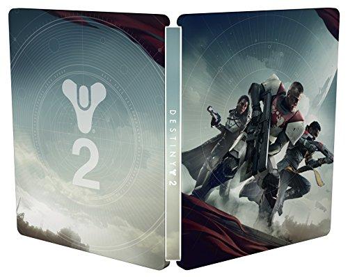 Destiny 2 Steelbook Case No Game Amazon £2.35 Prime/ £4.34 Non-Prime