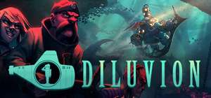 PC :- Diluvion £2.99 Reduced from £14.99 ( Deep sea exploration + RPG elements) £3.79 Diluvion Fleet Edition (Direct with Steam)