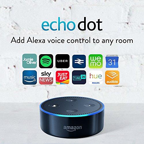 Amazon Echo Dot £39.99 @ Amazon