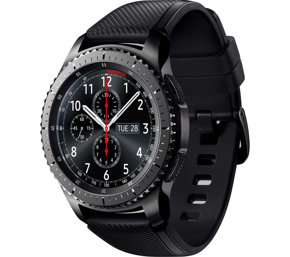 Samsung Gear S3 Frontier Smartwatch £209.99 @ tobydeals (+2.1% topcashback)