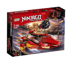 LEGO Ninjago 70638 Katana V11, for £11 delivered @ AsdaGeorge / Amazon (prime)