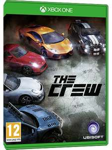 The Crew Xbox One digital code £4.45 at MMOGA