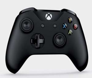 Official Microsoft Black Wireless Controller Xbox One V2 , for £37.99 delivered @ 365Games