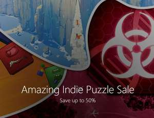 Xbox one - Amazing Indie Puzzle Sale - up to 50% off
