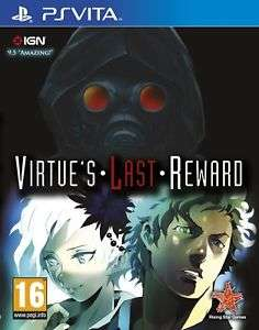 Virtue's Last Reward (PS Vita) £12.99 Delivered @ Funboxmedia via eBay