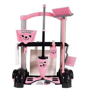 Casdon Hetty Toy Trolley now £10.49 C+C @ Tesco Direct (Save 25% on selected Casdon Pretend Play Promo - more in OP)