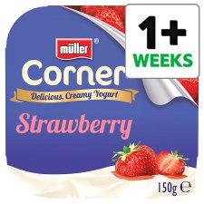 Muller Corner Yogurt all varieties 135g/150g 12 for £3 @ Tesco
