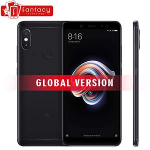Global Version Xiaomi Redmi Note 5 4GB 64GB £182.50  Ali Express / Fantacy Technology