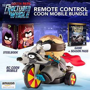 South Park: The Fractured but Whole Remote Control Coon Mobile Bundle (Xbox One) (Game+Steelbook+Season Pass+Coon remote control edition) £51.86 Delivered @ Amazon.com