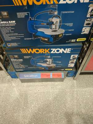 Scroll Saw reduced to £39.99 instore @ Aldi (Swindon)
