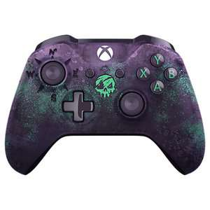 Sea of Thieves Xbox One Controller £49.95 + 2 Year guarantee @ John Lewis