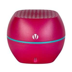 Vivitar Infinite Rechargeable Wireless Speaker - Pink £1.65 w/code @ Memorybits